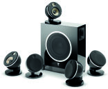 Focal DOME FLAX 5.1 (SUB AIR) DIAMOND BLACK - WARSZAWA / ŁOMIANKI - TEL. 506 65 65 69