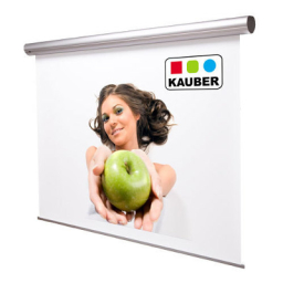 KAUBER Blue Label - 200x150 - Gray Pro PVC (4:3)