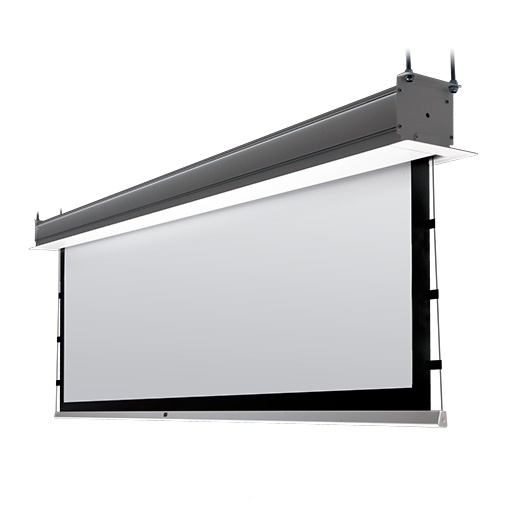 KAUBER inCEILING Tensioned XL - 440x248 - Clear Vision PVC (16:9)